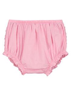 Bloomer rosa neonata FIJOBLOO7 / 19SG09G2BLRD303