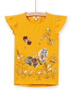 T-shirt maniche corte con paillettes magiche LAPOETI1 / 21S901Y1TMC107
