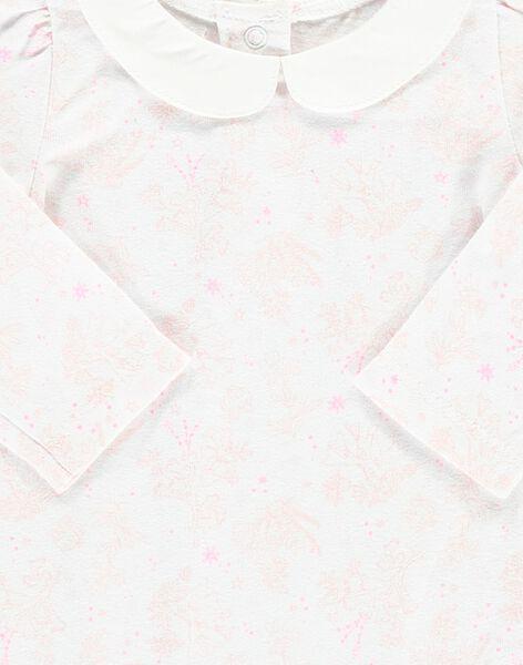 Girls' long-sleeved bodysuit CCFBODAOP1 / 18SF03B2BOD099