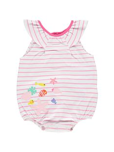 Baby girls' romper CIMABAR / 18SG09U1BAR099