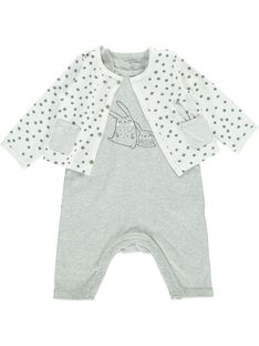 Unisex babies' set DOU1ENS1 / 18WF0511ENS099
