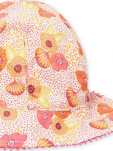 Cappello rosa neonata LYITERCHA / 21SI09V1CHA001