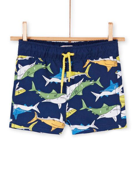 Costume shorts navy neonato LYUMER1EX1 / 21SI10DFMAI070