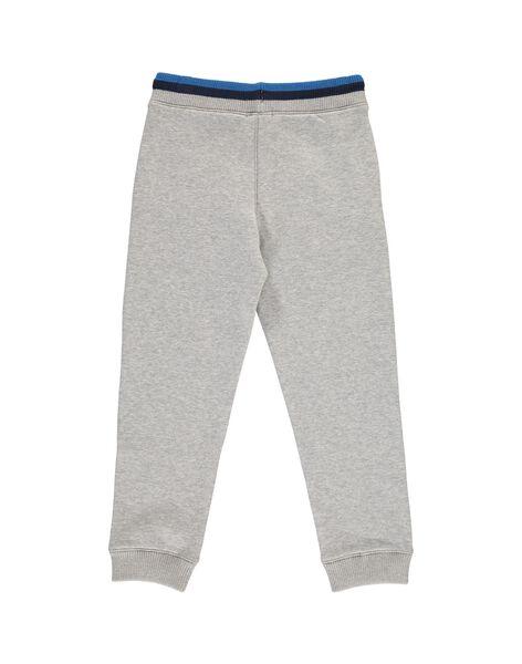 Boys' jogging bottoms DOJOJOB3 / 18W902C3D2AJ908
