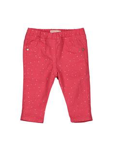 Pantaloni neonata FIJOPAN3 / 19SG0932PAN308