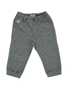 Baby boys' fleece trousers CUBENPAN2 / 18SG10G1PAN099
