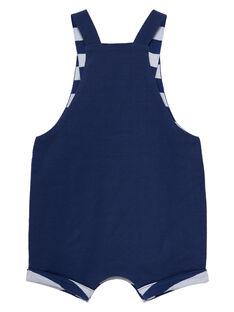 Salopette Corta Blu JUGRASAC / 20SG10E1SAC702