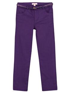 Pantaloni Viola GAVIOPANT2 / 19W901R2PAN708