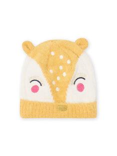 Berretto cerbiatto soft boa bambina MYASAUBON2 / 21WI0165BON001