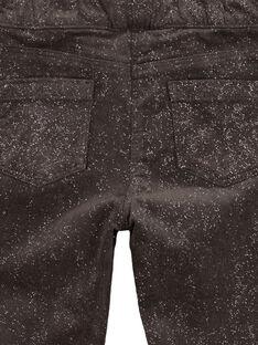 Pantaloni jeggings in velluto stretch GABLAPANT1 / 19W901S2PANJ912