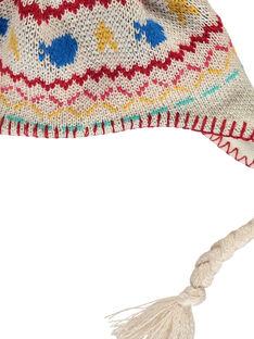 Baby girls' Peruvian hat DYINAUBON / 18WI09G1BON801