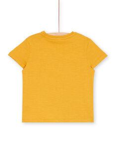 T-shirt maniche corte bambino LOTERTI6 / 21S902V6TMCB114