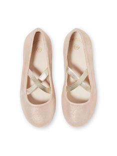 Ballerine rosa bambina GFBALRINER / 19WK35I1D41030