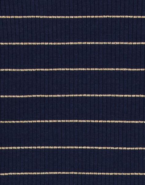 Navy ROLL-NECK KIJOSOUPRIB2 / 20WG0941SPL070