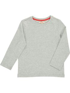 Boys' long-sleeved T-shirt DOJOTEE1 / 18W90234D32J908