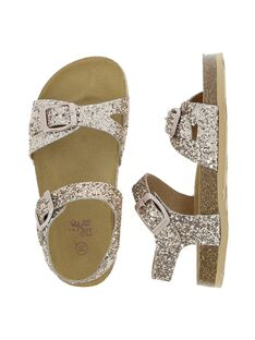 Girls' sandals CFNUGLIT / 18SK35WMD0E030