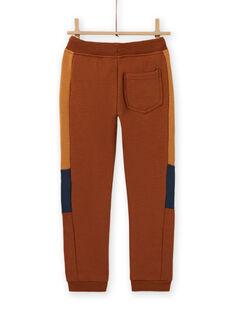 Pantaloni sportivi ricami veicoli bambino MOCOJOG / 21W902L1JGBI806