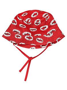 Cappello da pescatore neonato FYUTOCHA / 19SI10L1CHA099