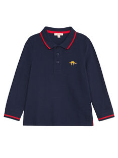 Navy POLO SHIRT KOJOPOL1 / 20W90254D2D705