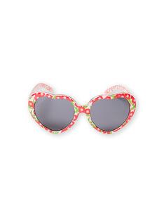 Occhiali da sole rosa e verdi bambina LYAMERLUN1 / 21SI01D1LUN309