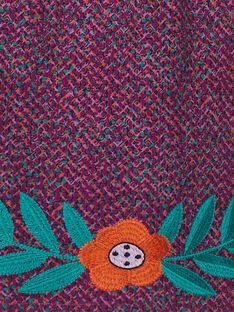 Purple DRESS JASAUROB2 / 20S901Q3ROBH708