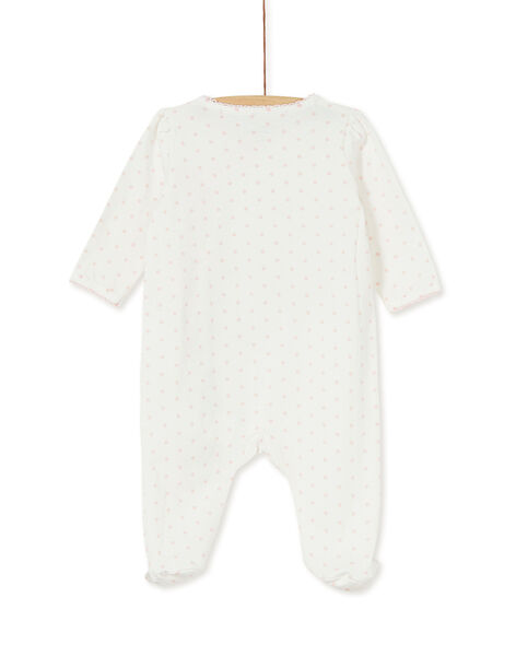 Off white ROMPER KEFIGREMAUX / 20WH13I1GRE001