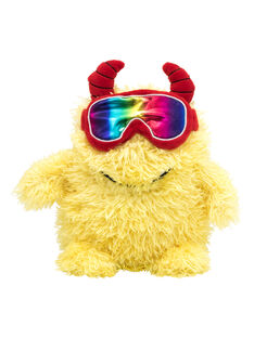 Multicolor SOFT TOYS JMonstre jaune / 20T8GM16PE2099