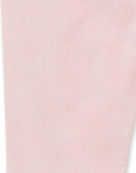 Jeans slim 5 tasche in acide wash LAROUPANT / 21S901K1PAND326