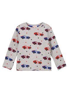 T-shirt Double Face Auto Maniche lunghe GOSANTEE5 / 19W902C3TMLJ909