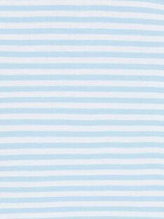 Body a righe blu neonato LUCANBOD / 21SG10M1BOD000