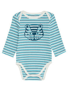 Turquoise BODY SUIT KEGABODTIG / 20WH1498BDL202