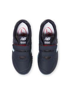 Sneakers navy e bianche New Balance bambino KGYV500RNR / 20XK3623D37070