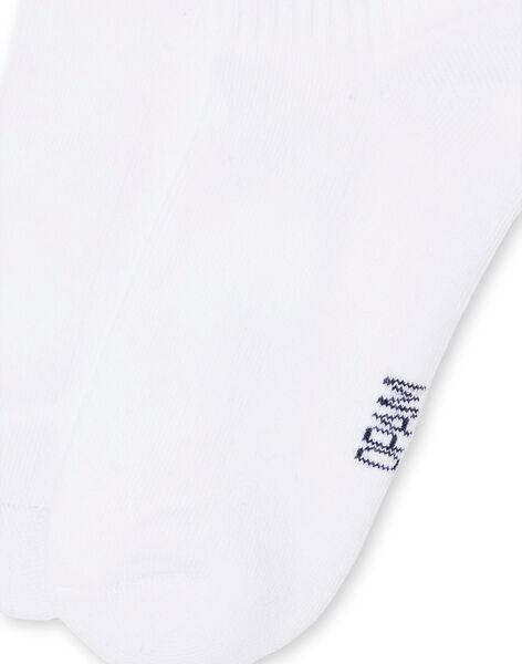 Calze bianche bambino LYOHACHO1 / 21SI02X1SOQ000