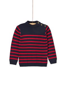 Red PULLOVER KOJOPUL3 / 20W90251D2EF518