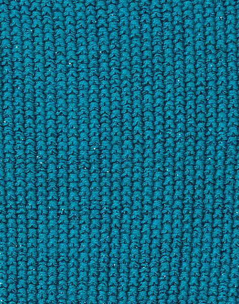 Dark Turquoise CARDIGAN KIBRICAR1 / 20WG09F2CARC217