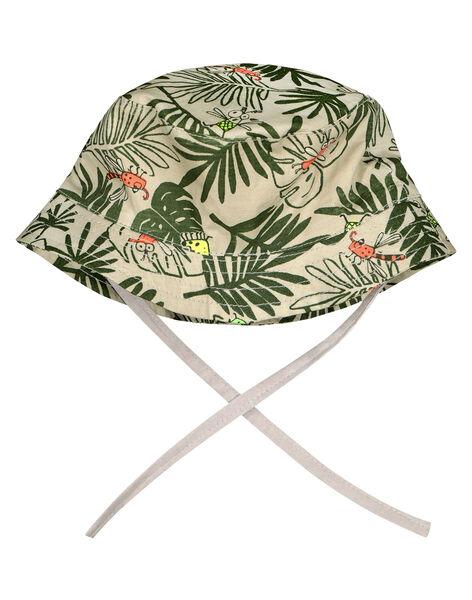 Cappello da pescatore tropicale neonato FYUYECHA / 19SI10M1CHA099