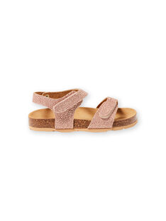 Sandali dorato rosa bambina LFNUGOLD / 21KK3556D0EK009