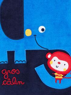 Tutina blu notte neonato LEGAGRELEF / 21SH1454GRE713