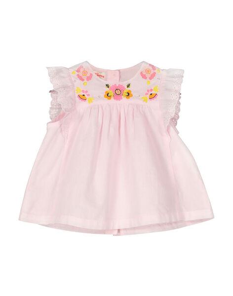 Blusa senza maniche neonata FIPOCHEM / 19SG09C1CHE307