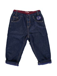 Baby boys' fancy jeans DUVIOJEAN / 18WG10H1JEA704