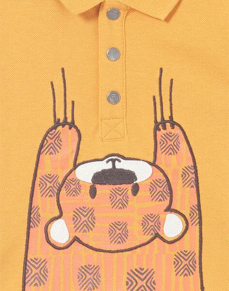 Polo senape neonato LUTERPOL / 21SG10V1POLB106