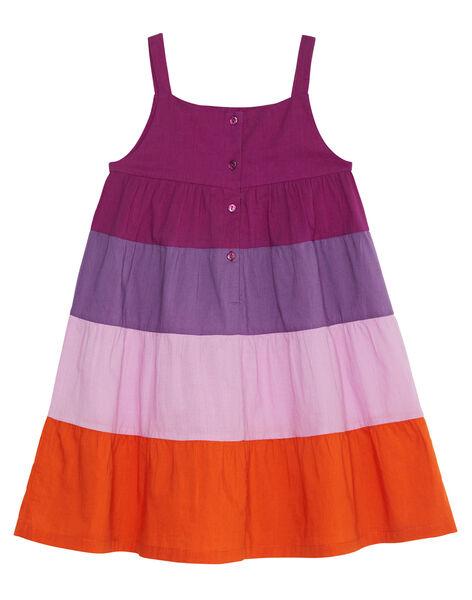 Purple DRESS JASAUROB3 / 20S901Q2ROBH708