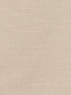 Pantaloni cargo beige bambino LOJOPAMAT3 / 21S90241PANA014