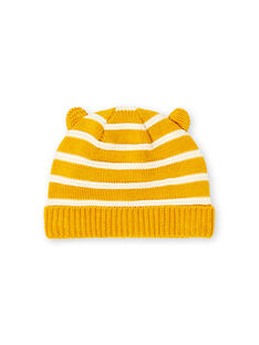 Golden yellow CAP LYUNOBON / 21SI10L1BON106