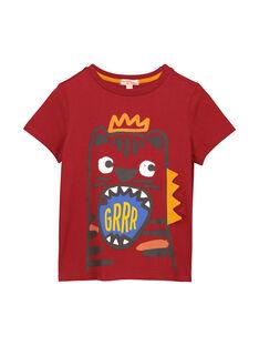 T-shirt maniche corte bambino FOBATI2 / 19S90262TMCF509