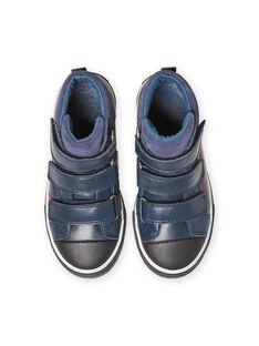 Sneakers navy bambino MOBASTRIVNAVY / 21XK3653D3F070