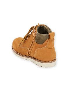 Light brown BOOTS MOBOOTALEXY / 21XK3682D0D804