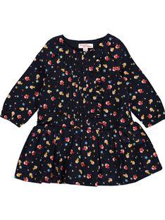 Baby girls' fancy dress DINAUROB2 / 18WG09G2ROB099