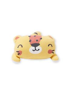 Doudou gatto giallo e arancione LOU1DOU1 / 21SF42H4JOU103