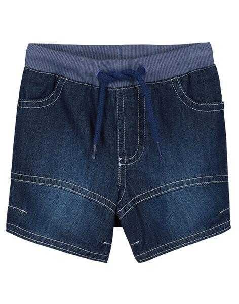 Shorts in jeans neonato FUJOBERMU6 / 19SG10G3BER704